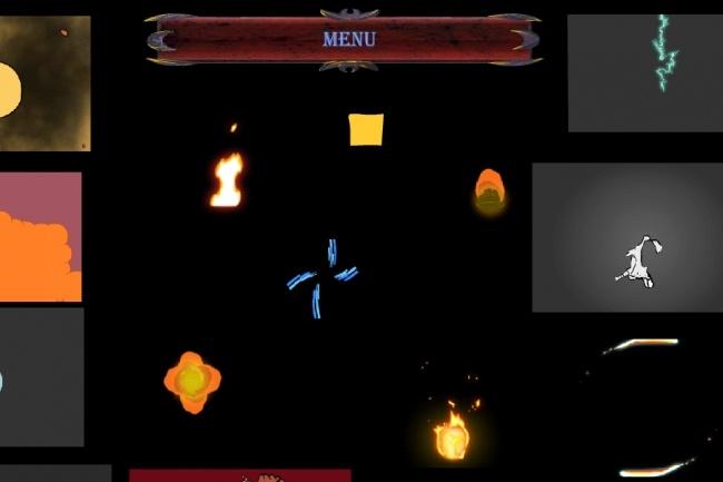 Нарисую 2X FX, анимированные спецэффекты для вашей игры, мультика и дрОнлайн игры<br>Нарисую спецэффекты для вашей игры, мультика, видео, презентации и тд. молнии, огни, бульбашки, дым, взрывы, выстрелы, блики и другое. Рисую покадрово в adobe flash pro, 2d, вектор.<br>