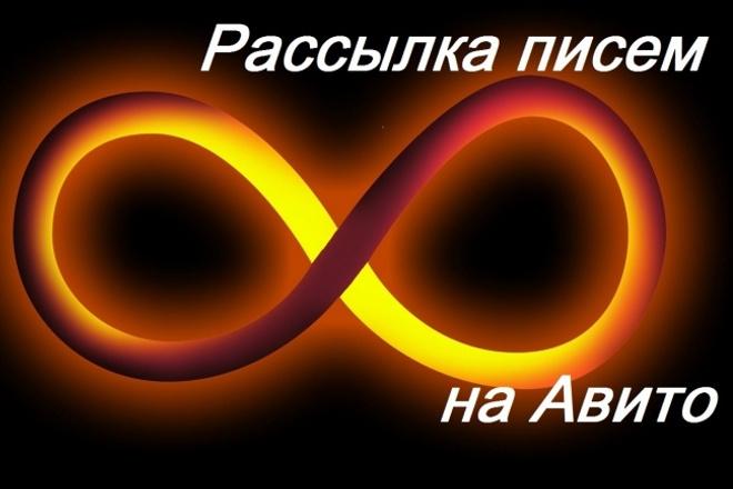 Рассылка писем на Авито в личный кабинет пользователям 100 писем 1 - kwork.ru