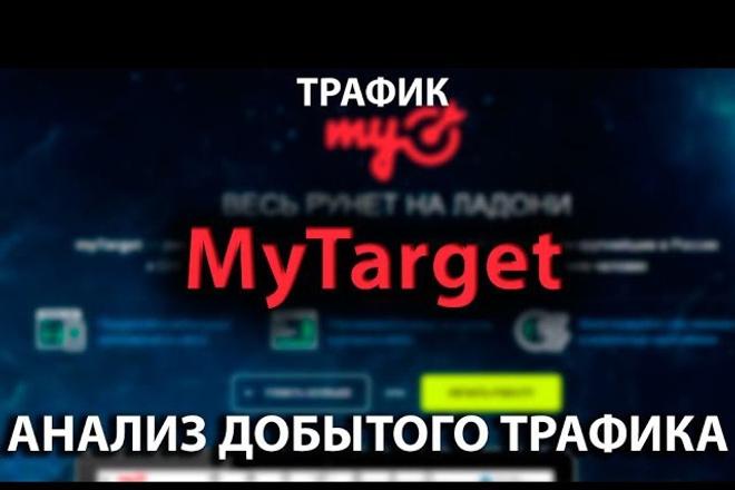Плагин для MyTarget 1 - kwork.ru