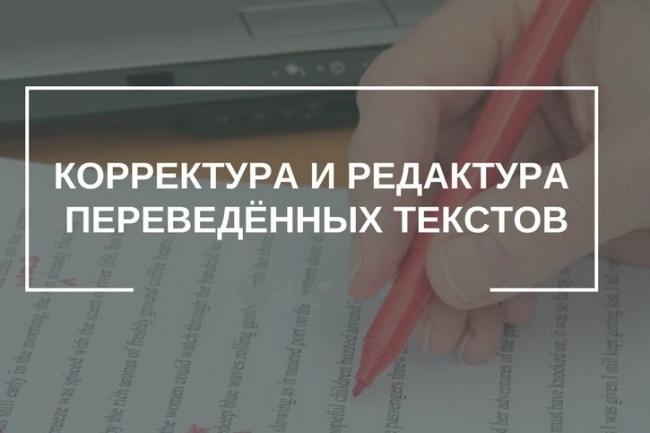 Откорректирую русский текст на 4000 знаков после онлайн-переводчика 19 - kwork.ru