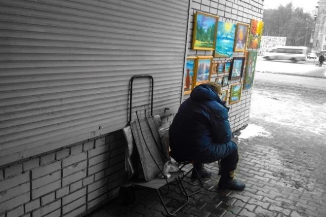 обработаю и отретуширую ваши фото 1 - kwork.ru