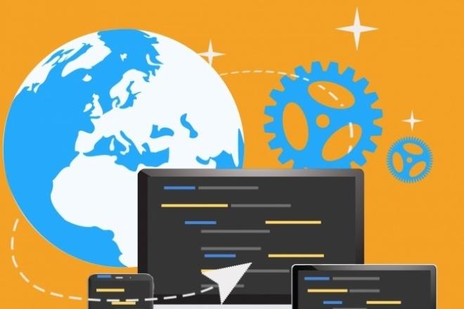 Seo продвижение вашего сайта 1 - kwork.ru