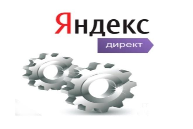 настрою рекламу в Директ 1 - kwork.ru
