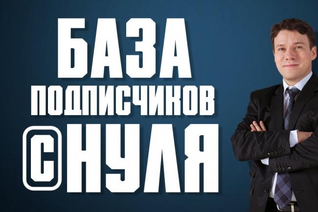Реальный еmail - маркетинг как вернуть клиента за 1 рубль 1 - kwork.ru