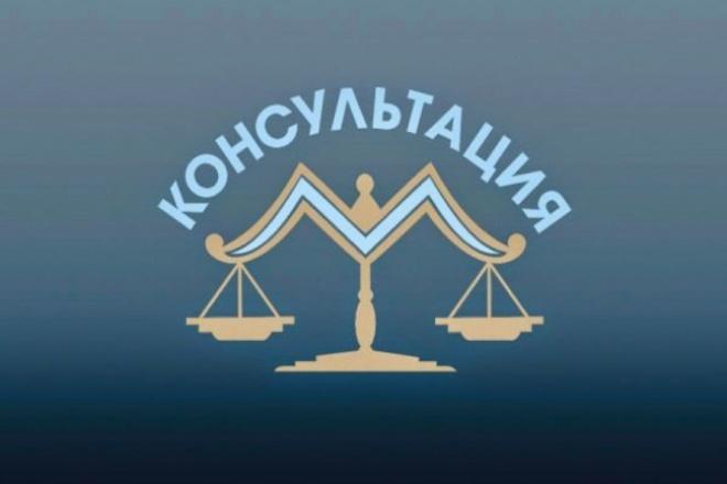 Проконсультируем по юридическим вопросам 1 - kwork.ru
