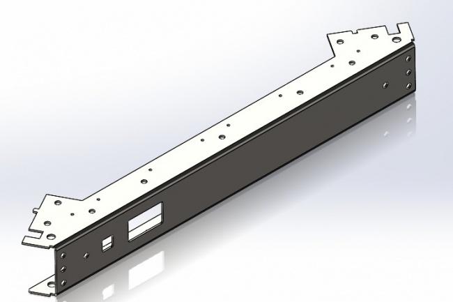 Развёртка листового металлаИнжиниринг<br>Спроектирую необходимую деталь или узел под Ваши задачи из листового металла. Используя Ваше описание создам трехмерную модель, после чего сделаю развертку учитывая свойства материала из которого будет сделана деталь. Экспортирую готовый результат в формат .dxf для резки на лазере/плазме с ЧПУ. Если детали простые, то за 1 кворк можно сделать 2 детали.<br>