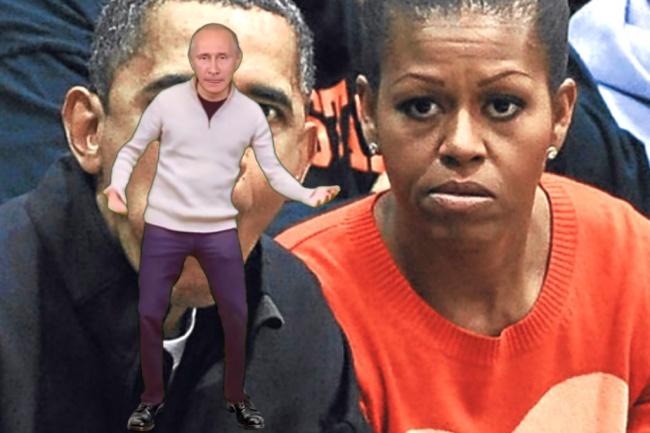 Добавлю танцующего Путина на ваше фото/видеоМонтаж и обработка видео<br>Сделайте себе или в подарок смешное видео, которое позабавит многих на вашей страничке в соц. сетях. или на канале youtube. На ваше фото или видео добавлю танцующего Путина. Персонаж масштабируется и помещается в любое место на экране, так же накладывается любая звуковая дорожка по желанию Заказчика. Формат видео файла mp4 - Качество 480p. (возможны любые другие форматы и увеличение до 720p)<br>