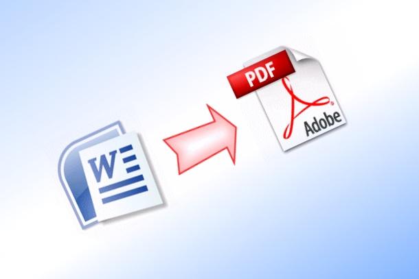 Конвертация текста из Word в PDF и обратно + стильный дизайн страниц 1 - kwork.ru