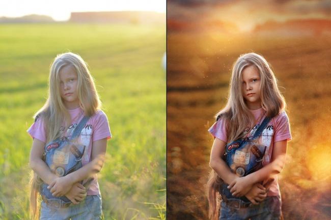 Обработка фото. Цветокоррекция 1 - kwork.ru