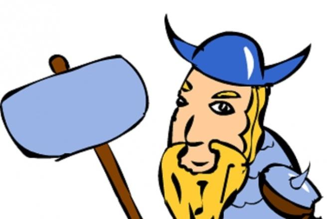 Создам персонажа для игр с анимациейФлеш и 3D-графика<br>Создам мультяшного 2d персонажа и 3 анимации к нему, например ходьба, атака и смерть, или же какие-то другие, по вашему желанию.<br>