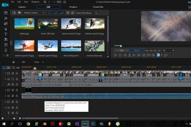 Выполню обработку и монтаж видео+цветокоррекция 1 - kwork.ru