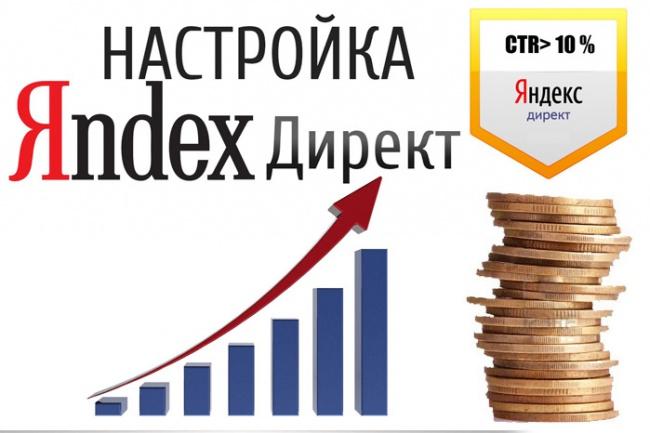 Качественно настрою Яндекс Директ 1 - kwork.ru