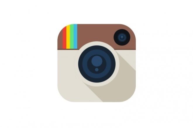 1000+ лайков + 300 подписчиков на Ваш профиль Instagram 1 - kwork.ru