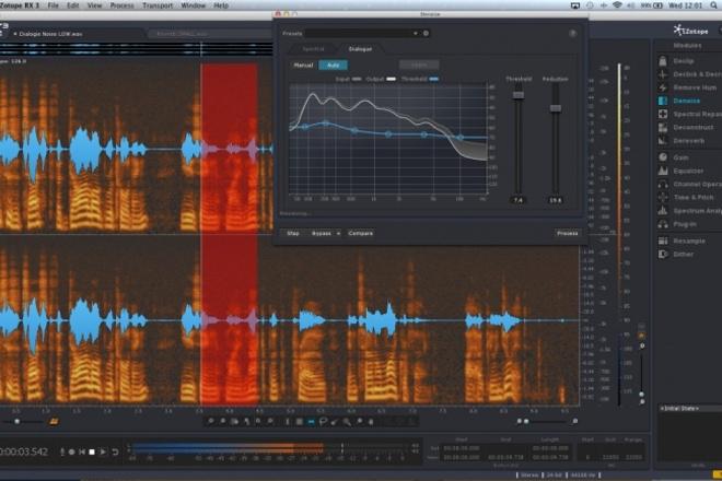Обработаю аудио или звук в видео, уберу шум, выровняю громкостьРедактирование аудио<br>Уберу фон со старой записи (например кассеты или пластинки). Очищу от посторонних шумов и звуков видеоролик, выровняю звук.<br>