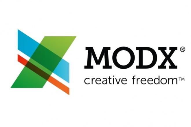 Установлю CMS ModX Evo / Revo 1 - kwork.ru