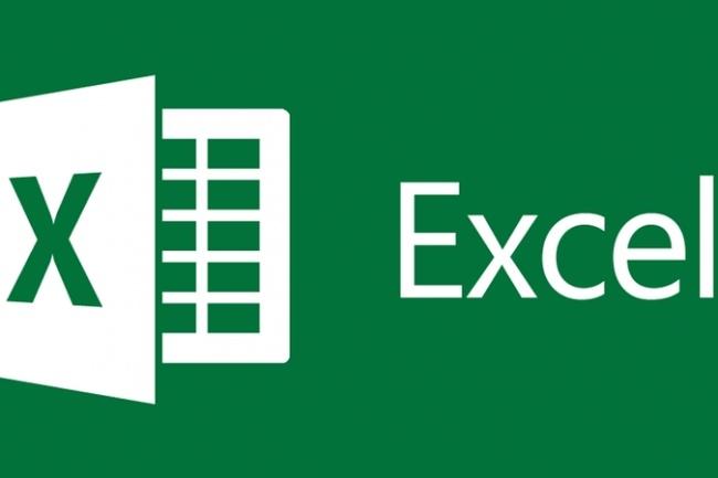 Выполню любую работу в ExcelПерсональный помощник<br>1. Автоматизированный расчетный файл на основе формул (без VBA) 2. Прайс-листы 3. Сводный таблицы (Power Pivot) 4. Поиск и исправление ошибок в существующем расчетном файле 5. Наполнение таблиц 6. Оцифровка таблиц из PDF 7. Визуализация данных<br>