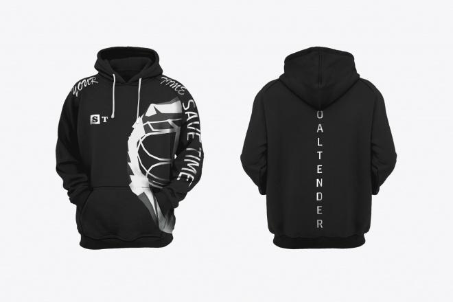 Создам дизайн для Вашей одежды 1 - kwork.ru