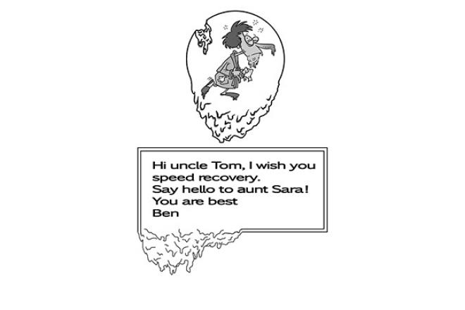 Нарисую открыткуИллюстрации и рисунки<br>Нарисую любую открытку по вашим пожеланиям и на любой случай жизни. От поздравления на день рождения до пожеланий на скорейшие выздоровление.<br>