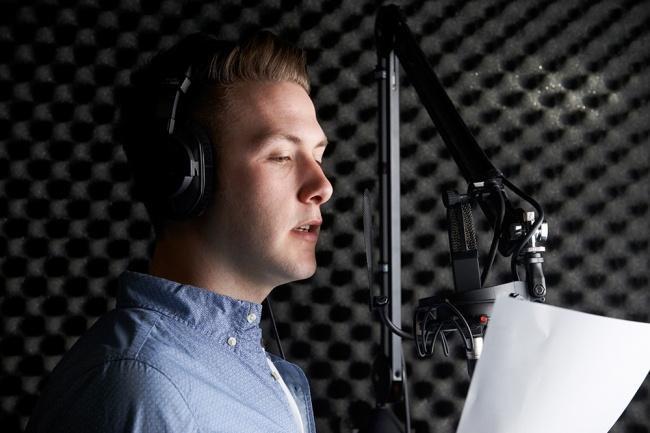Сделаю профессиональную озвучку как на ТВ 1 - kwork.ru