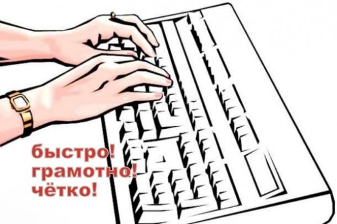 Транскрибация (перевод аудио- и видеофайлов в текст) 1 - kwork.ru
