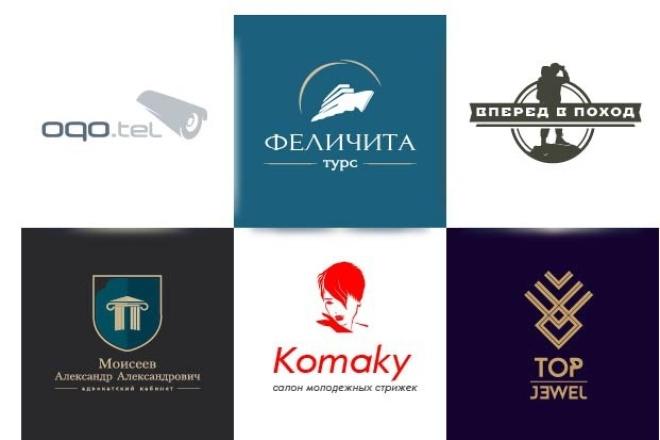 Профессиональная разработка логотипа и фирменного стиля 1 - kwork.ru