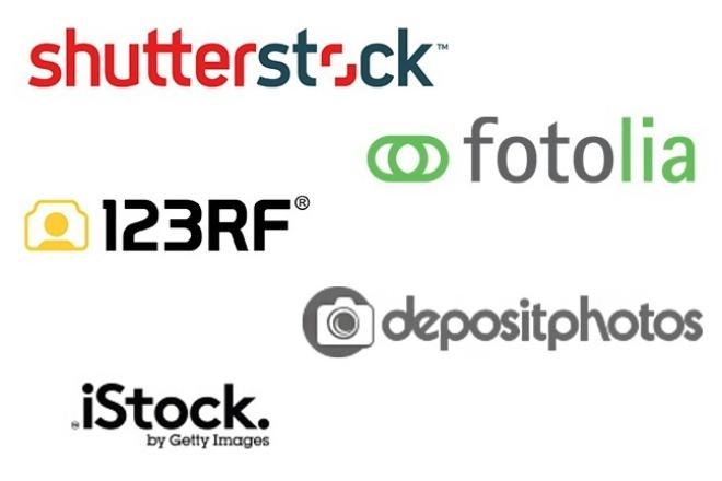 5 любых изображения из лучших фотобанков мира 1 - kwork.ru