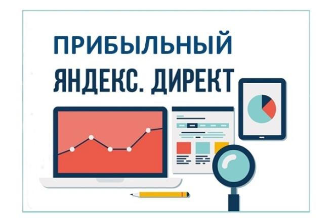 Прибыльный Яндекс Директ 1 - kwork.ru