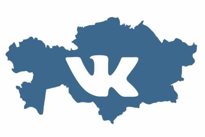 размещу Ваше объявление в ВК 1 - kwork.ru
