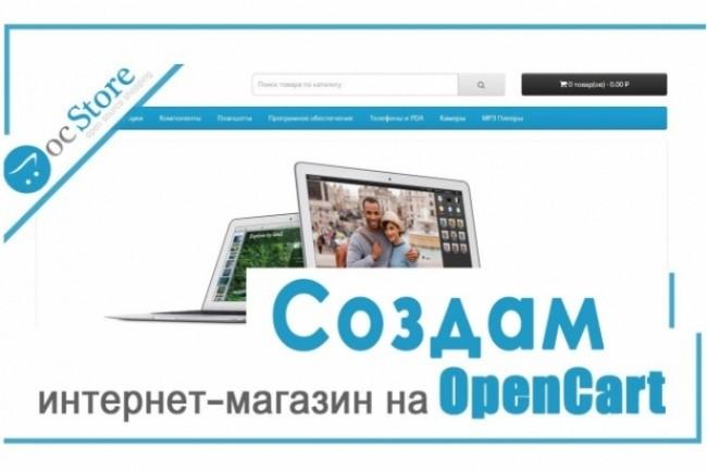 660b301bb6c Качественный интернет-магазин на Opencart