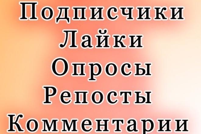 накручу любые коментарии в соц сети Вконтакте 1 - kwork.ru