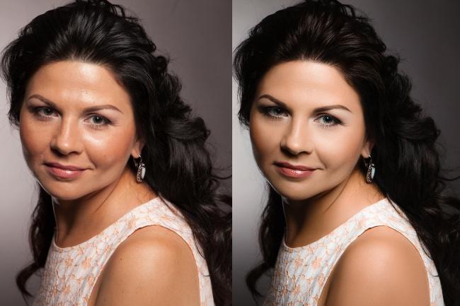 Быстро и качественно выполню профессиональную ретушь 3 Ваших фото 1 - kwork.ru