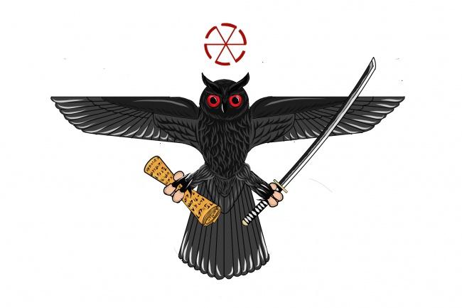 Оперативно нарисую герб, символику 1 - kwork.ru