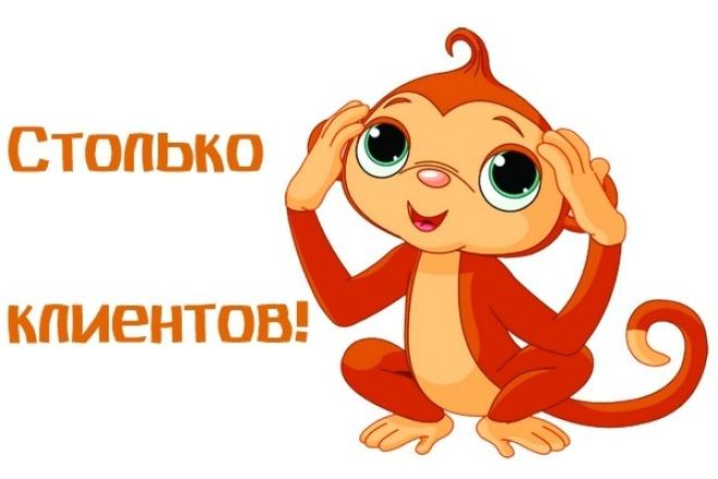 приведу новых клиентов, настрою рекламу для Вашего бизнеса 1 - kwork.ru