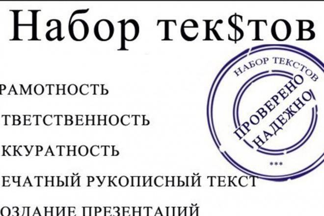тексты 1 - kwork.ru