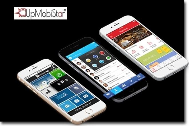 Мобильное приложение для IOS и AndroidМобильные приложения<br>Мобильное приложение БЕЗ абонентских плат! С публикацией в AppStore &amp;amp; GooglePlay! Любые задачи ДЛЯ вашего бизнеса В рамках 1 kwork! Мы это - дизайнер + программист. Делаем вдвоём быстро мобильные приложения для IOS &amp;amp; android. Публикуем в App Store &amp;amp; Google Play или передаем исходные коды для самостоятельной публикации или доработки у сторонних программистов. Закажите у нас и зарабатывайте на своем приложении сами. ВСЁ В рамках kwork под ключ и без абонентских плат!!!! ЧТО ВЫ получите ПРИ заказе приложения У НАС!!! 1. Мы регистрируем для вас один домен по типу app.vashdomen.ru на котором будет находится ваш личный кабинет управления где вы сможете управлять приложением. 2. Делаем адаптацию под все экраны и планшеты – мы делаем дизайн приложения 2 иконки для AppStore &amp;amp; GooglePlay, полный дизайн приложения с титульным оформлением и заставкой иконки меню. 3. Импортируем приложение в ваш кабинет. Описание того ЧТО МЫ делаем в файле! Примеры работ в файле! Бриф для заказа в файле! Внимательно прочитайте доп.опции! Ждем именно вас!!! :-)<br>