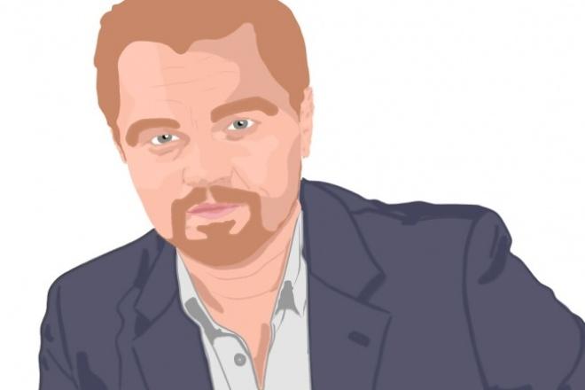 Напишу портрет в Уникальном стиле 1 - kwork.ru