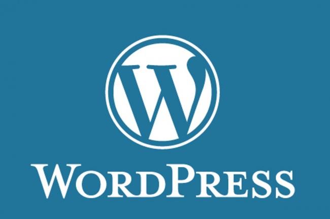 Редизайн сайта на Wordpress и Joomla 1 - kwork.ru