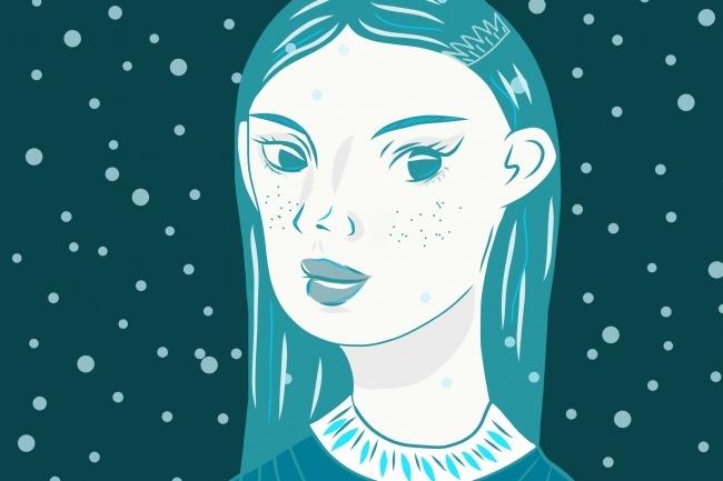 Цифровая иллюстрация 1 - kwork.ru