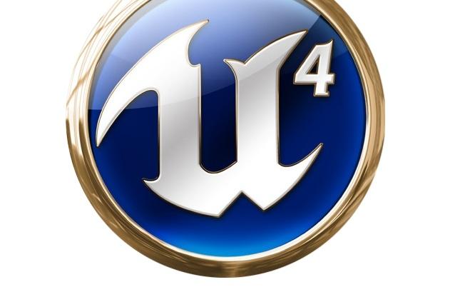 Создание игры на Unreal Engine 4 1 - kwork.ru