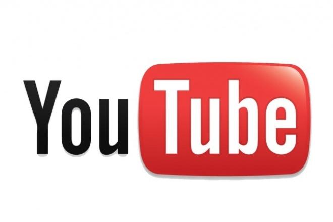 3000+ просмотров +100 лайков Вашему видео на YouTubе 1 - kwork.ru