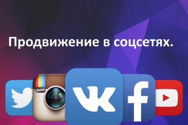 Качественная  раскрутка в ВК. Дешевые комментарии 1 - kwork.ru