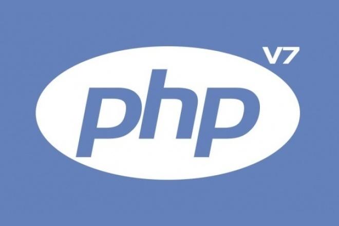 программирую на PHP 1 - kwork.ru