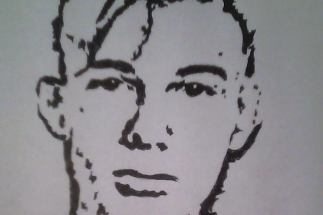 Нарисую портрет,скетчи 1 - kwork.ru