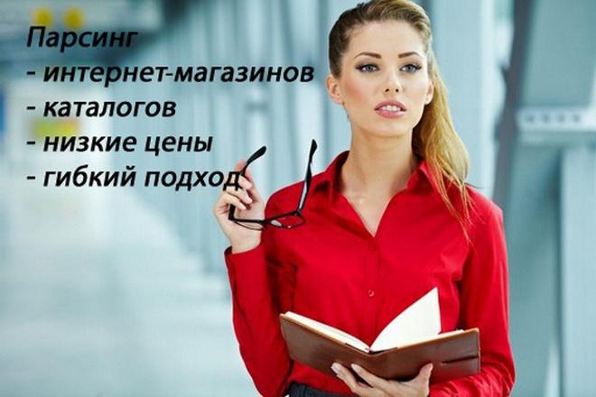 Парсинг товаров с любых сайтов. Content Downloader 1 - kwork.ru