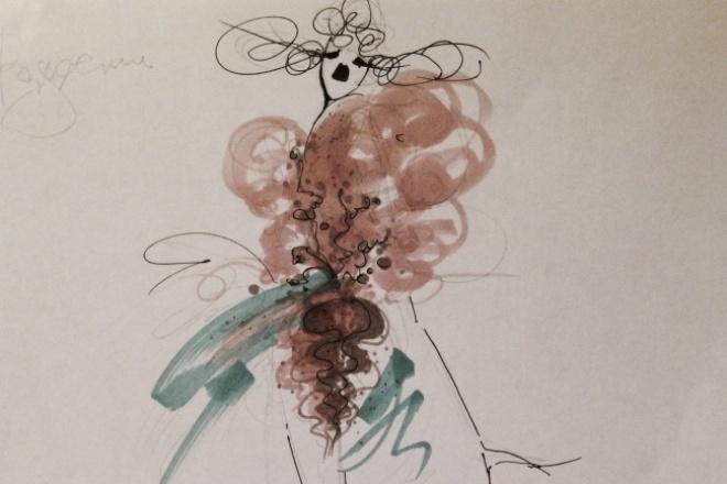 Сделаю фэшн-иллюстрациюИллюстрации и рисунки<br>Есть небольшой опыт в этой области рисунков. Выполню работы в: -акварель -карандаш -тушь Возможны и другие материалы:)<br>