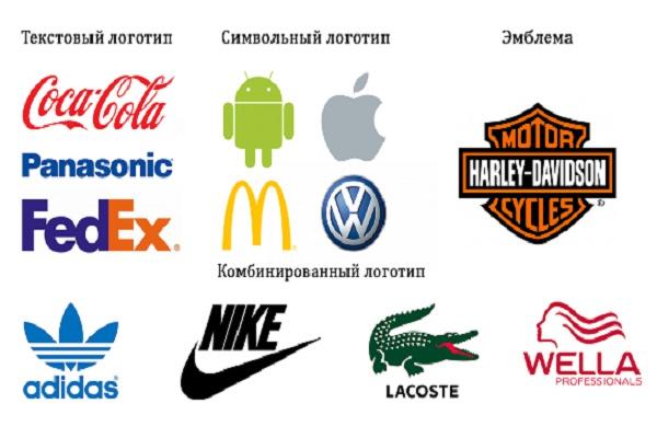 Создам 3 вида логотипа за три дня 1 - kwork.ru
