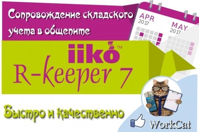 Создание базы Store-hose, R-keeper, Iiko, удаленно 1 - kwork.ru