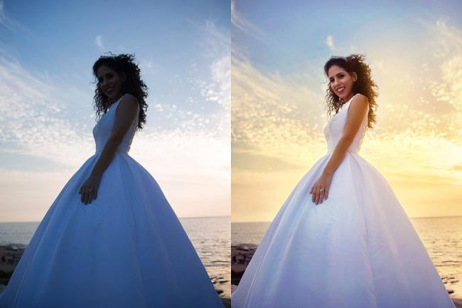 Обработаю свадебную съемку 1 - kwork.ru