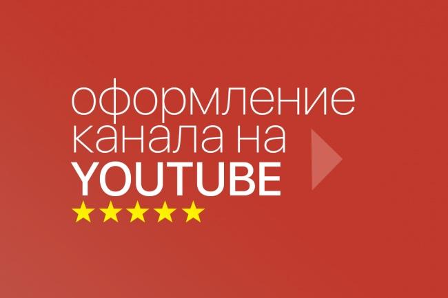 Оформление канала на YoutubeДизайн групп в соцсетях<br>Красиво оформленный канал важен для дальнейшего продвижения и способствует большей лаяльности со стороны потенциальных подписчиков. Я создам для вас фоновое изображение (шапку), аватар, логотип для видео, и если нужно проведу оптимизацию вашего канала.<br>