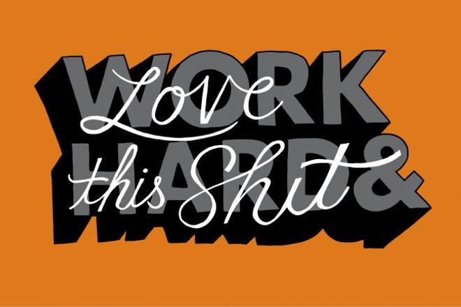 Шрифт на заказ, разработка фирменного шрифта 1 - kwork.ru